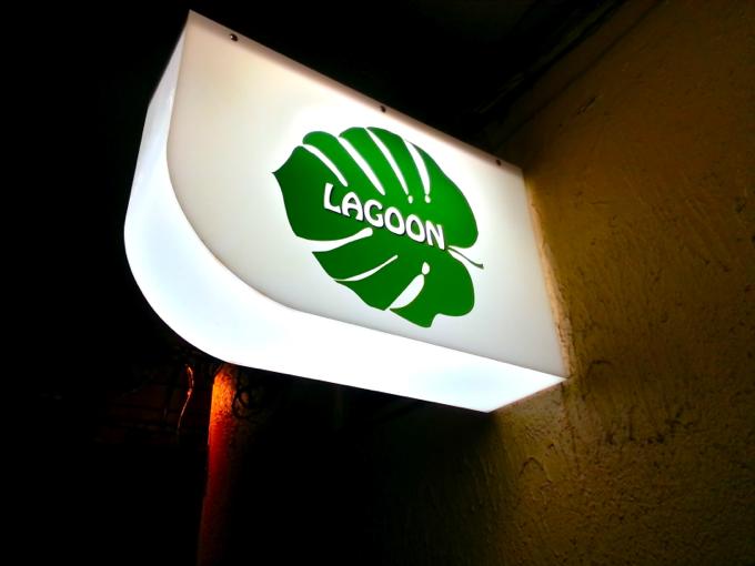新宿二丁目のLAGOON(ラグーン)は、こんなレズバーだった【レズバー巡り7軒目】