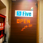 five 入り口
