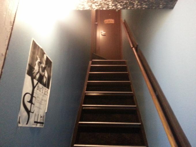 YES 階段