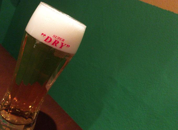 anchor 飲み物