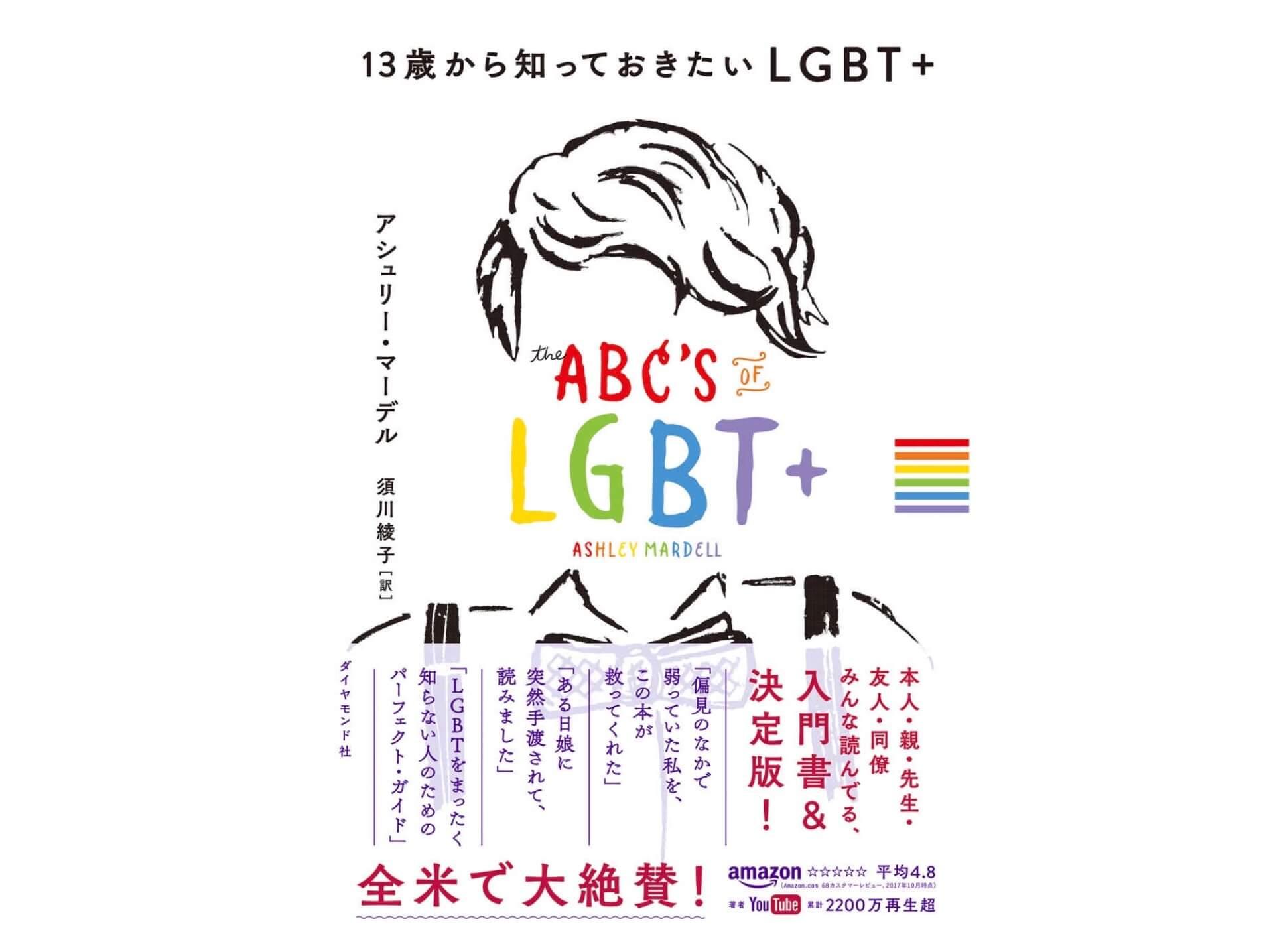 LGBT+の用語、あなたはどれくらい理解してますか?