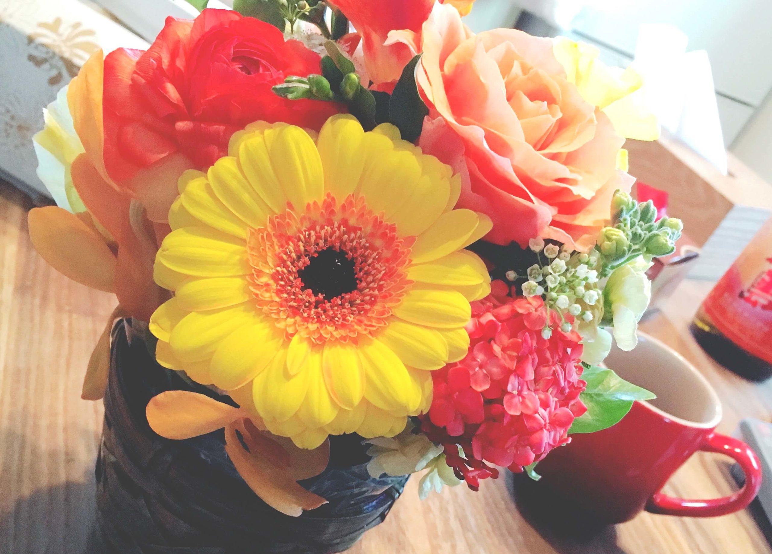プレゼント 花