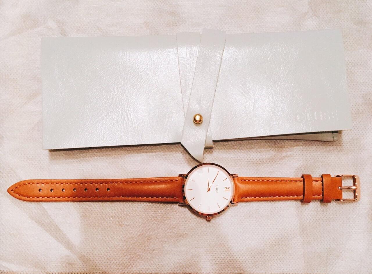 ビアン プレゼント 腕時計