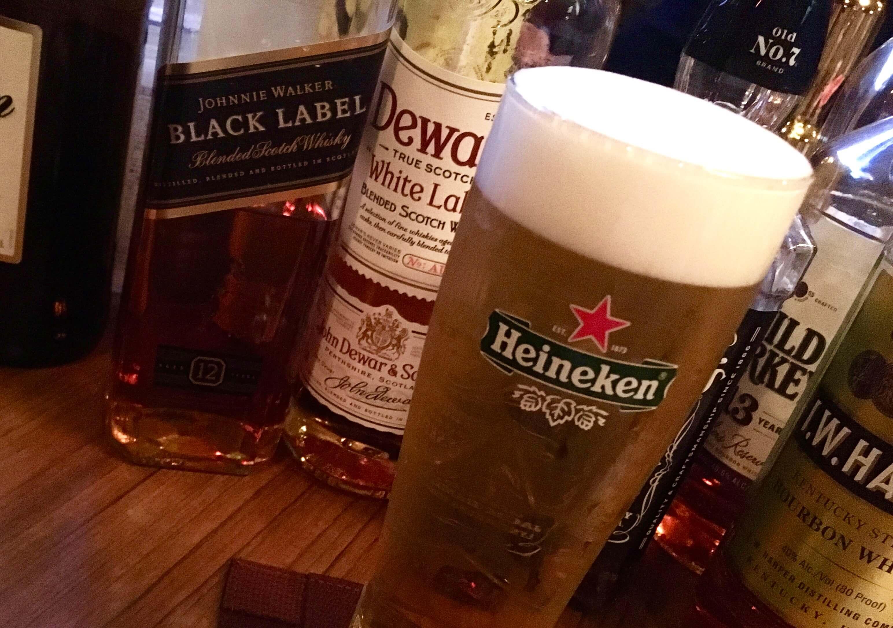 大阪ビアンバー ビール