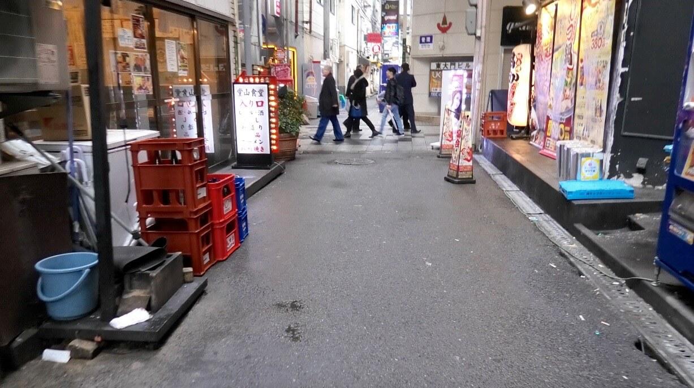 堂山 新宿二丁目