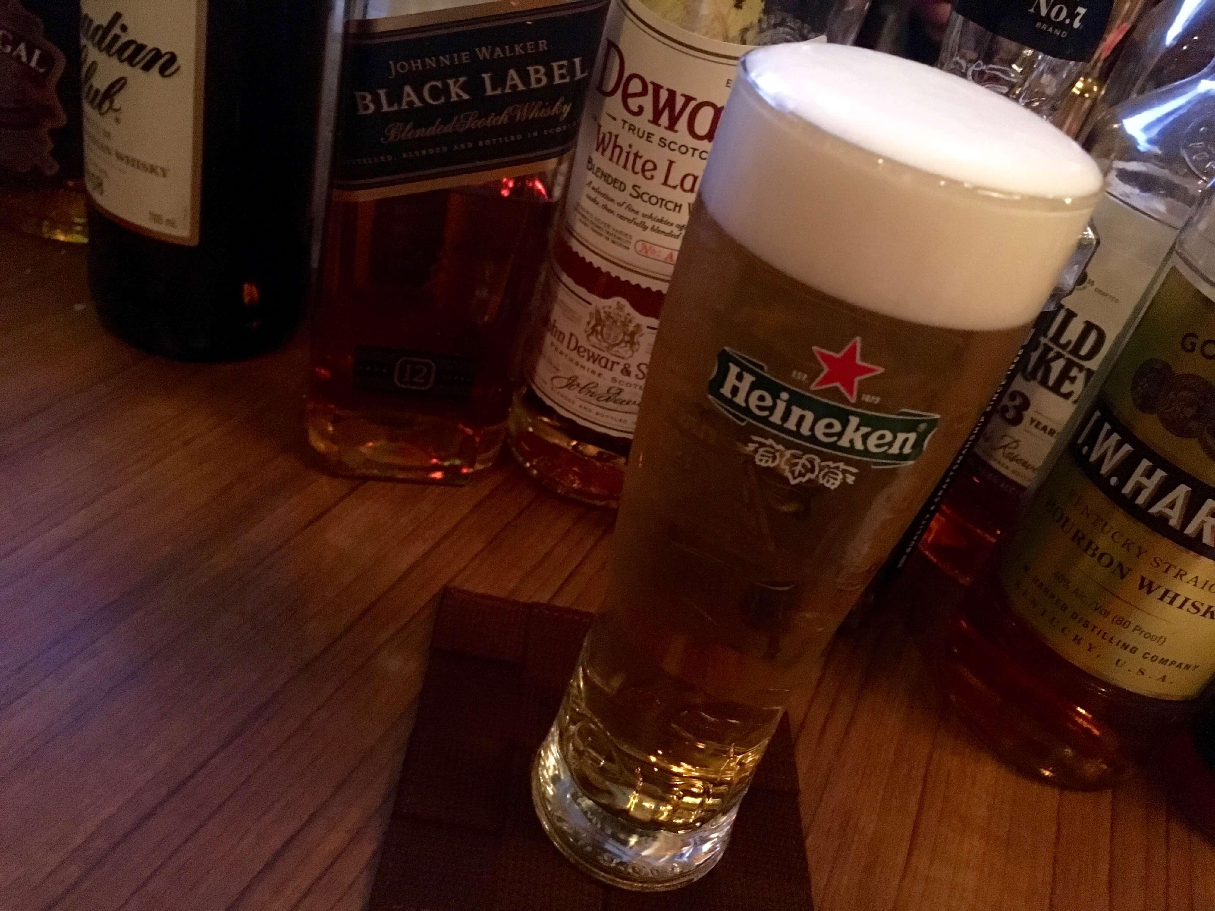 love22 ビール1