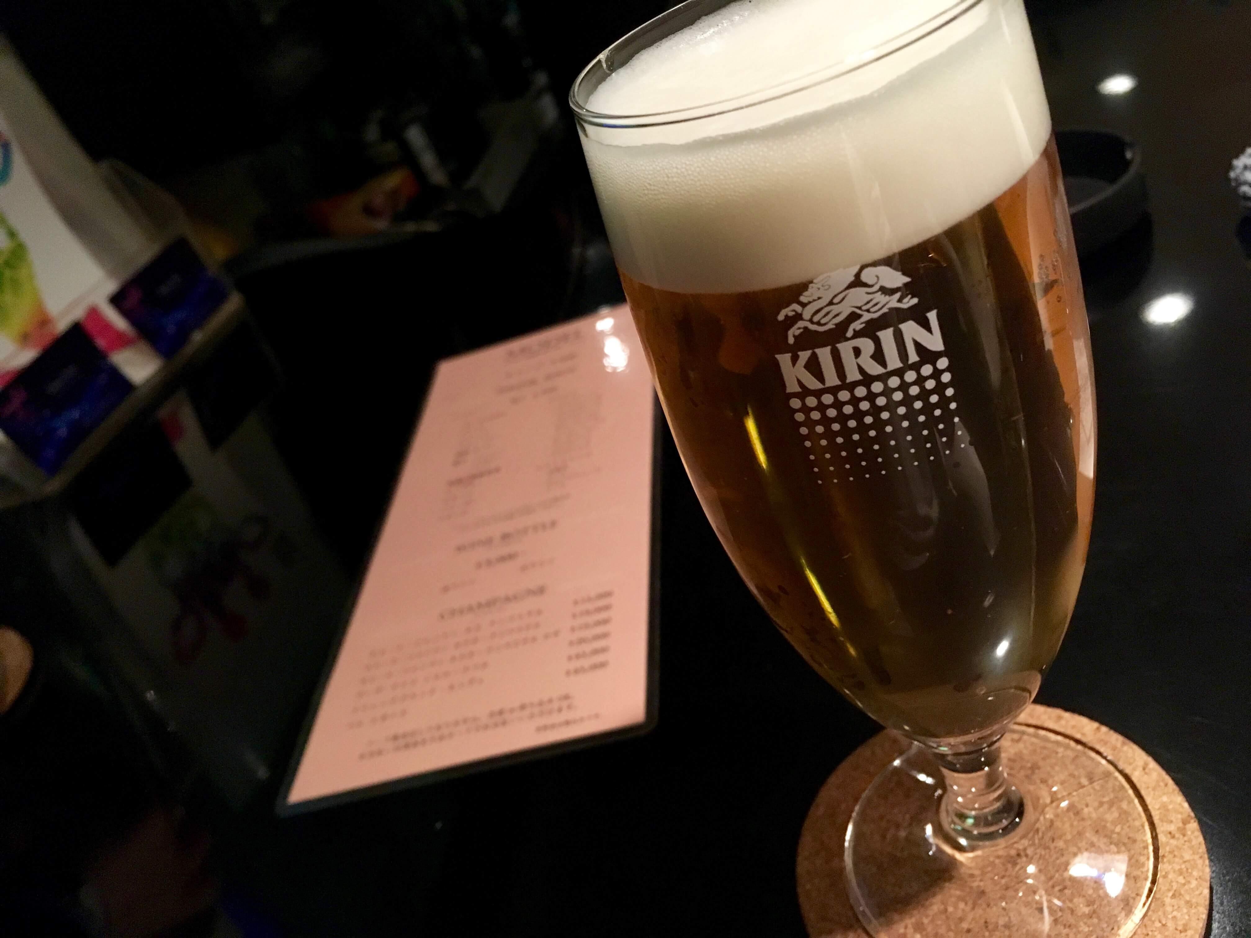 model ビール