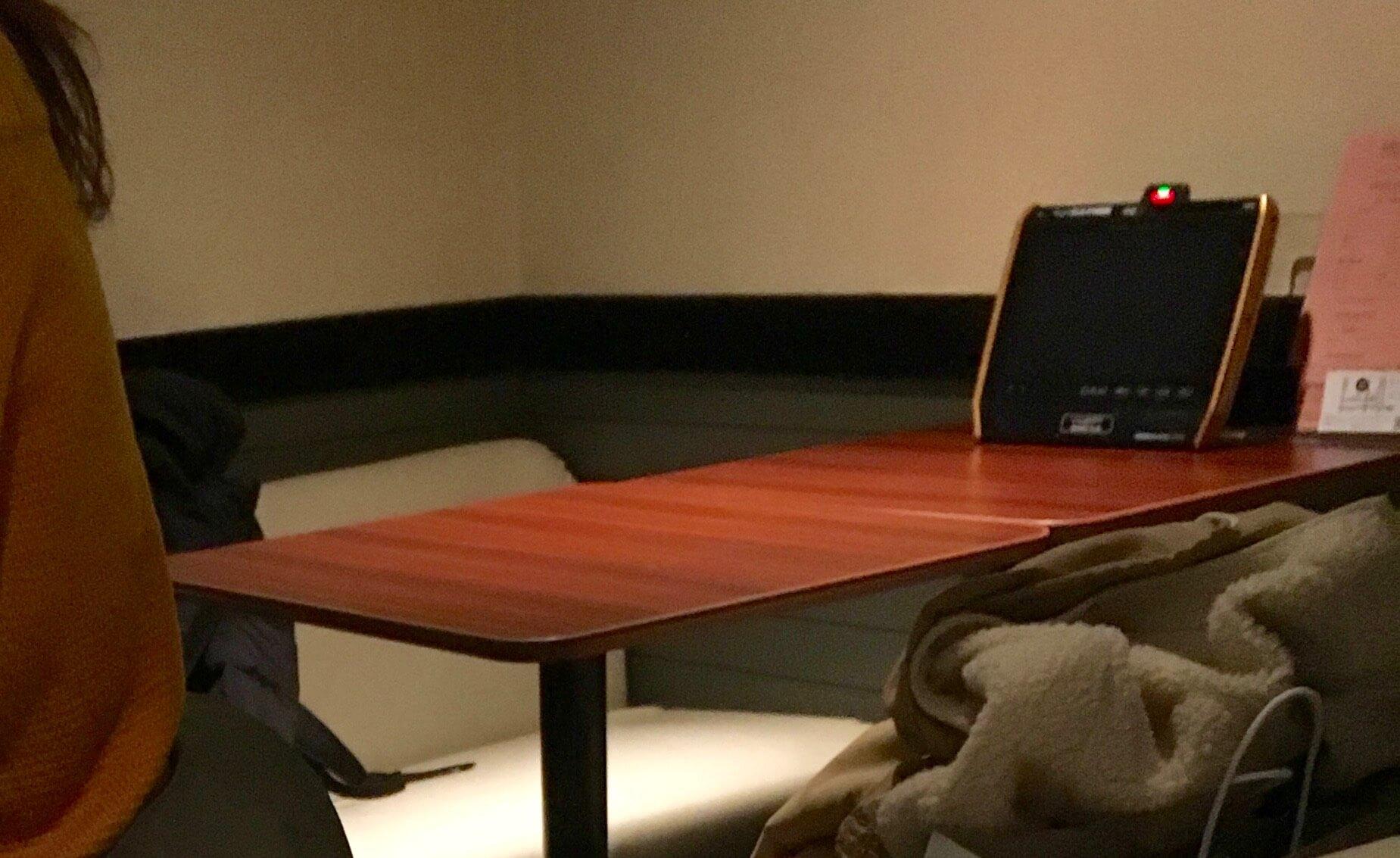 model テーブル