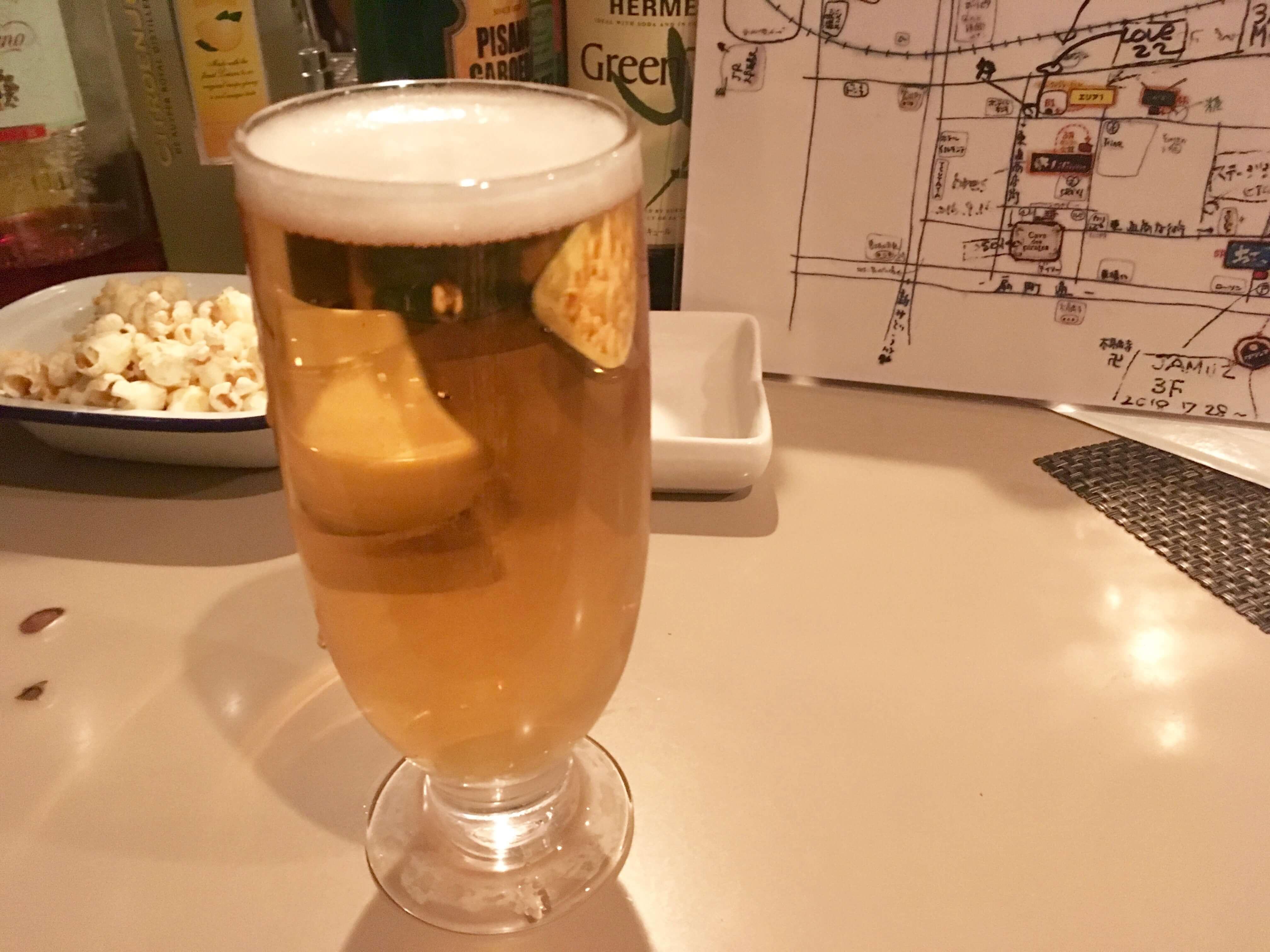 虹 ビール