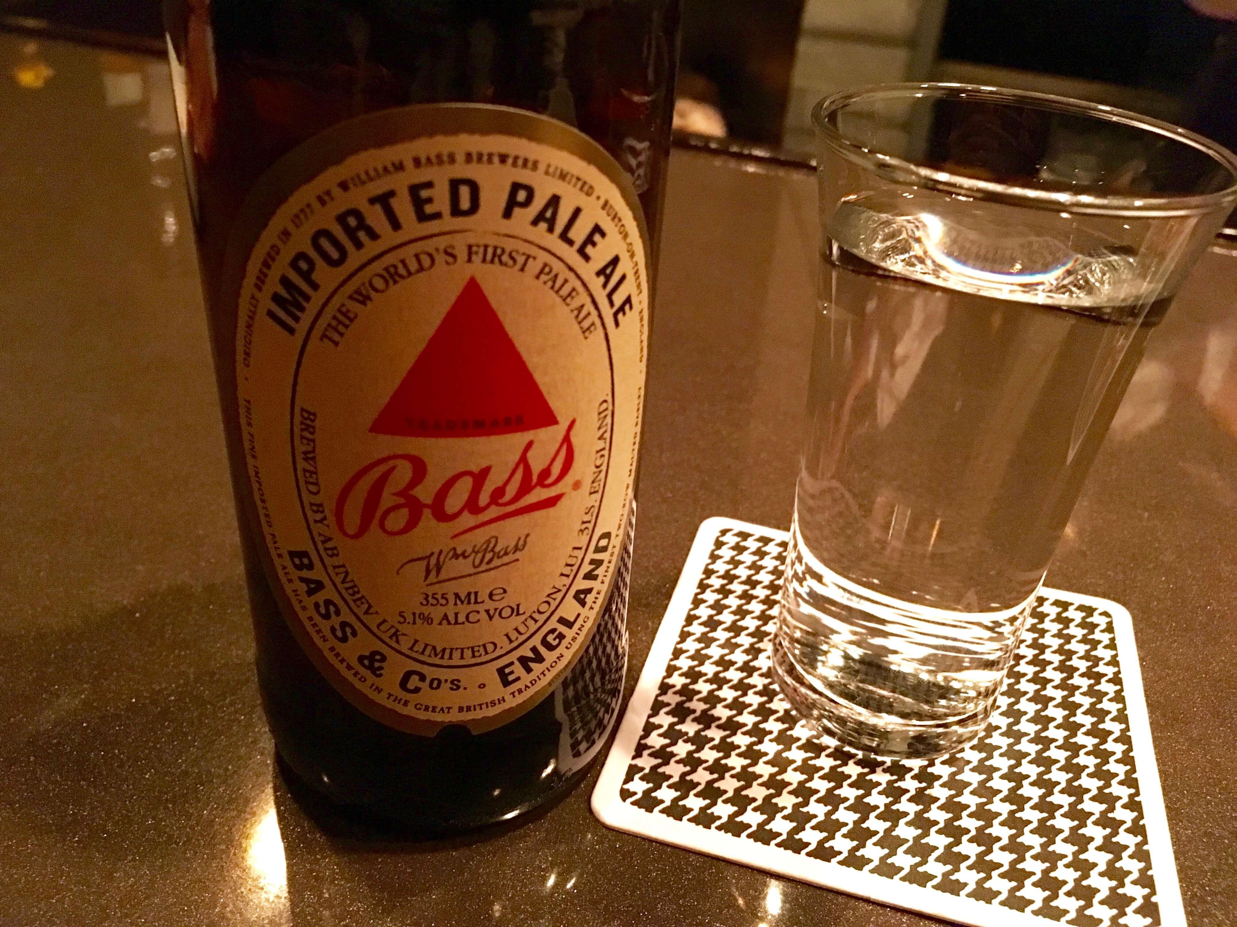 シニカルボンド ビール