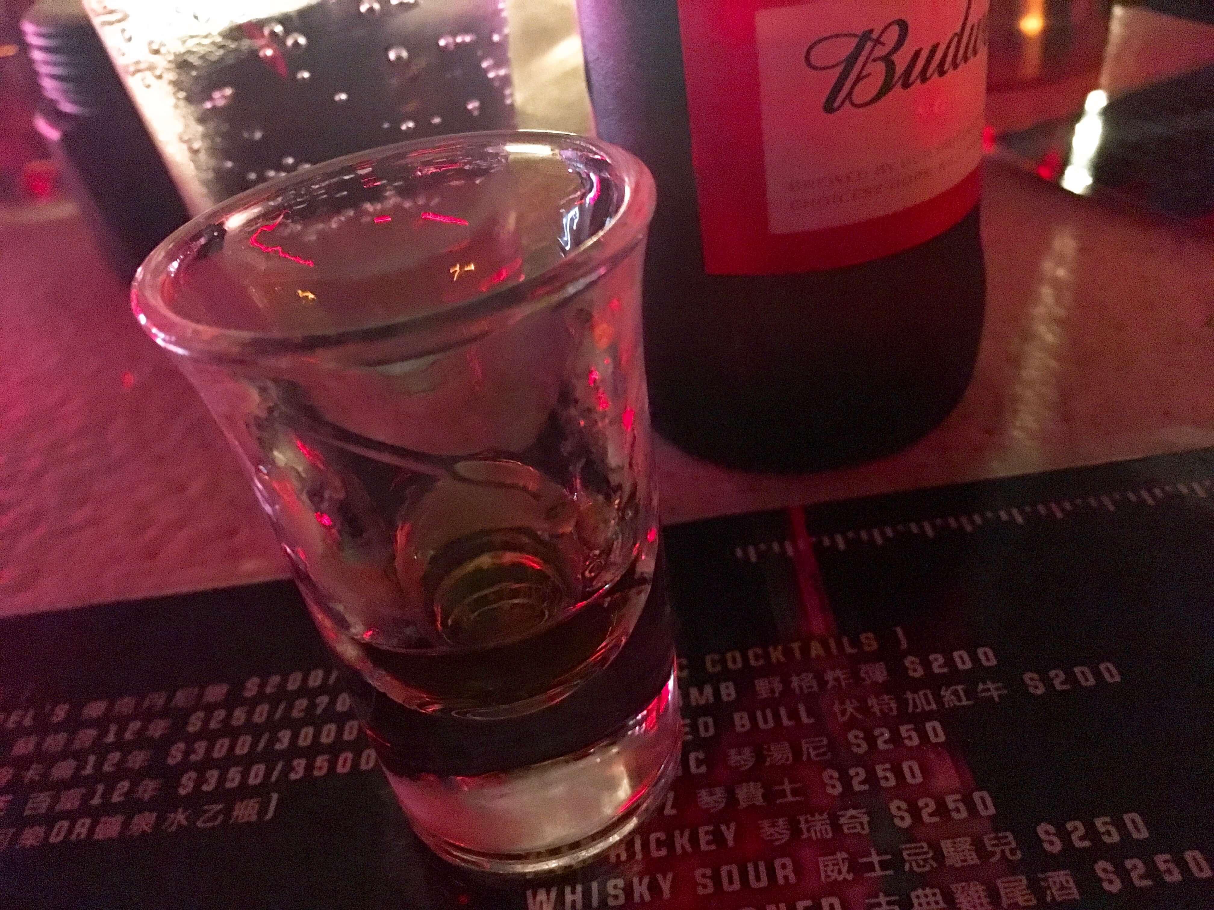 taboo ウィスキー