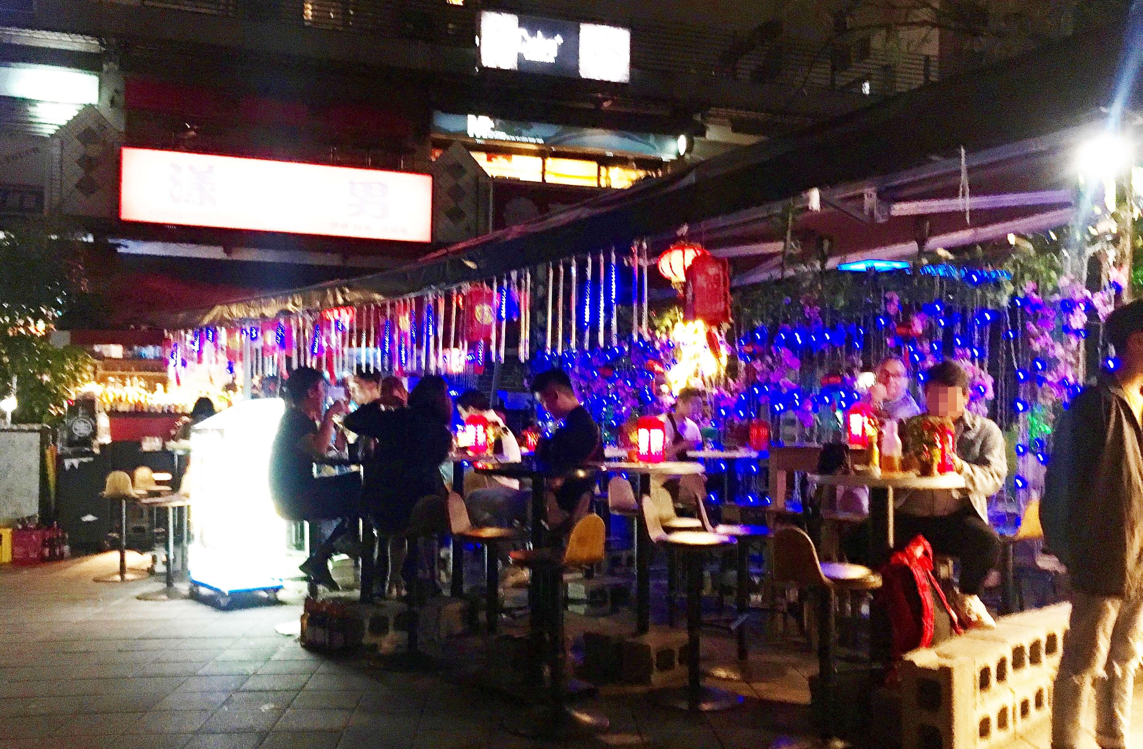 台湾 ゲイタウン 雰囲気