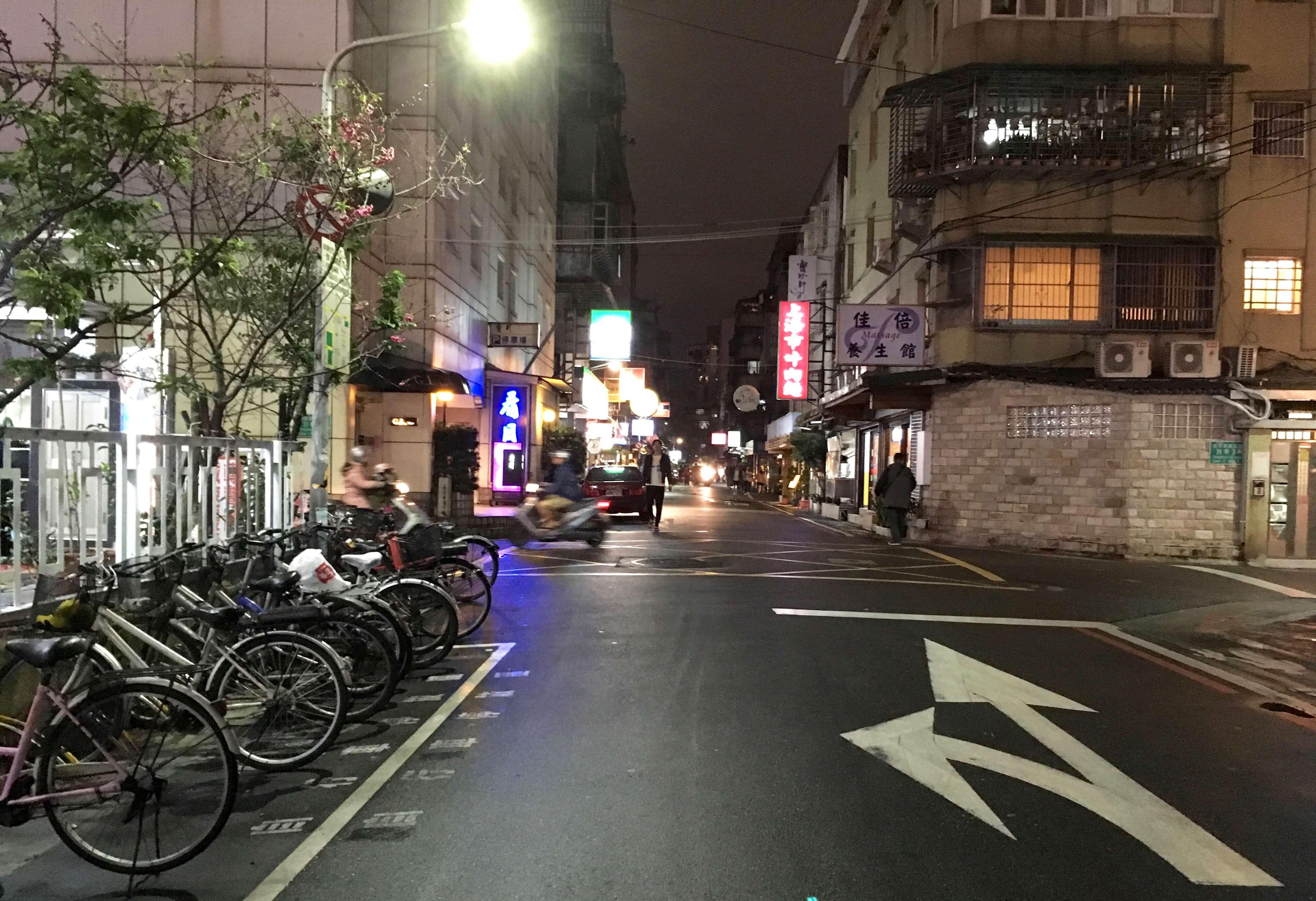 台湾Wonder Bar 道順
