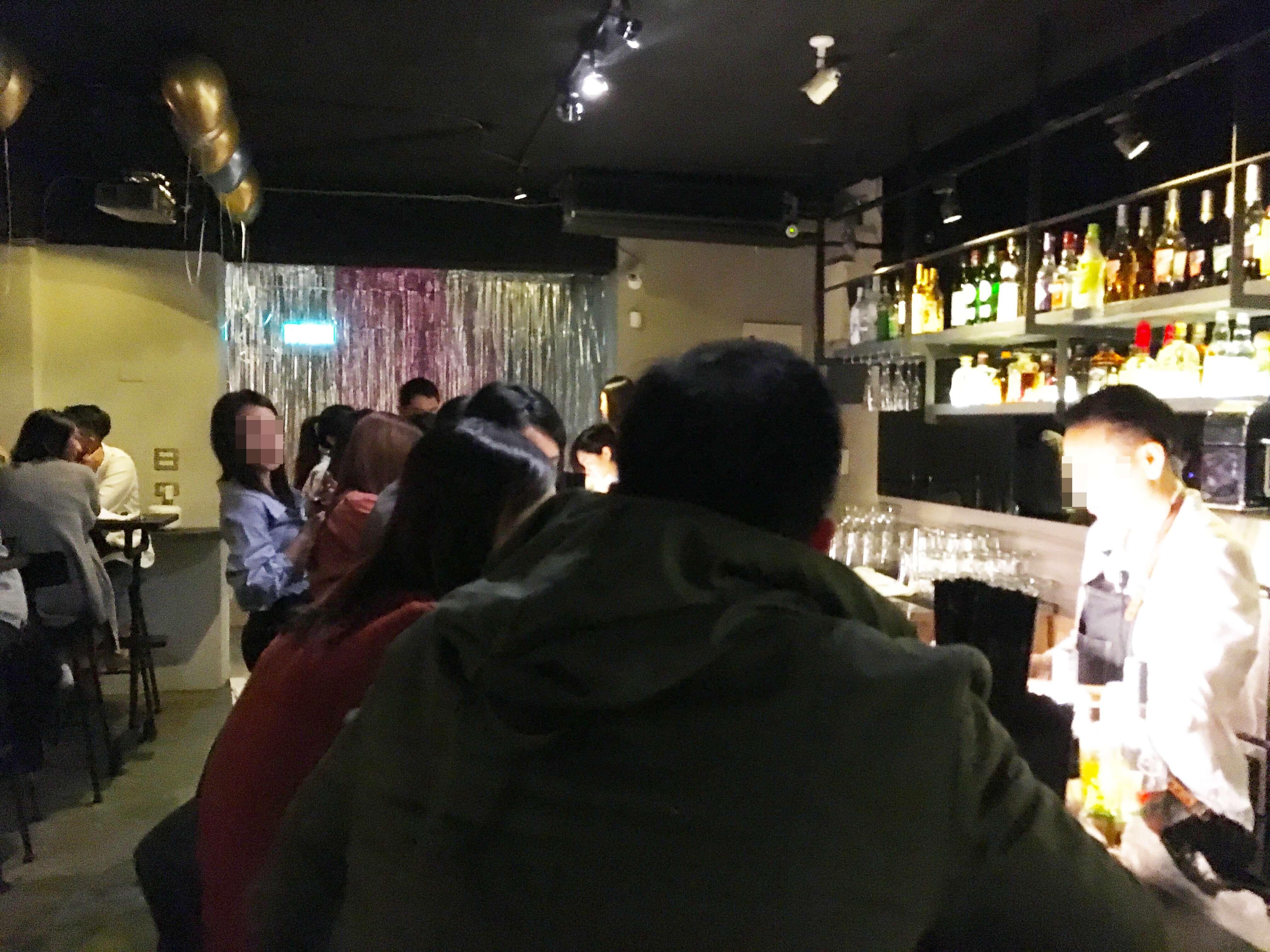台湾Wonder Bar 内装2