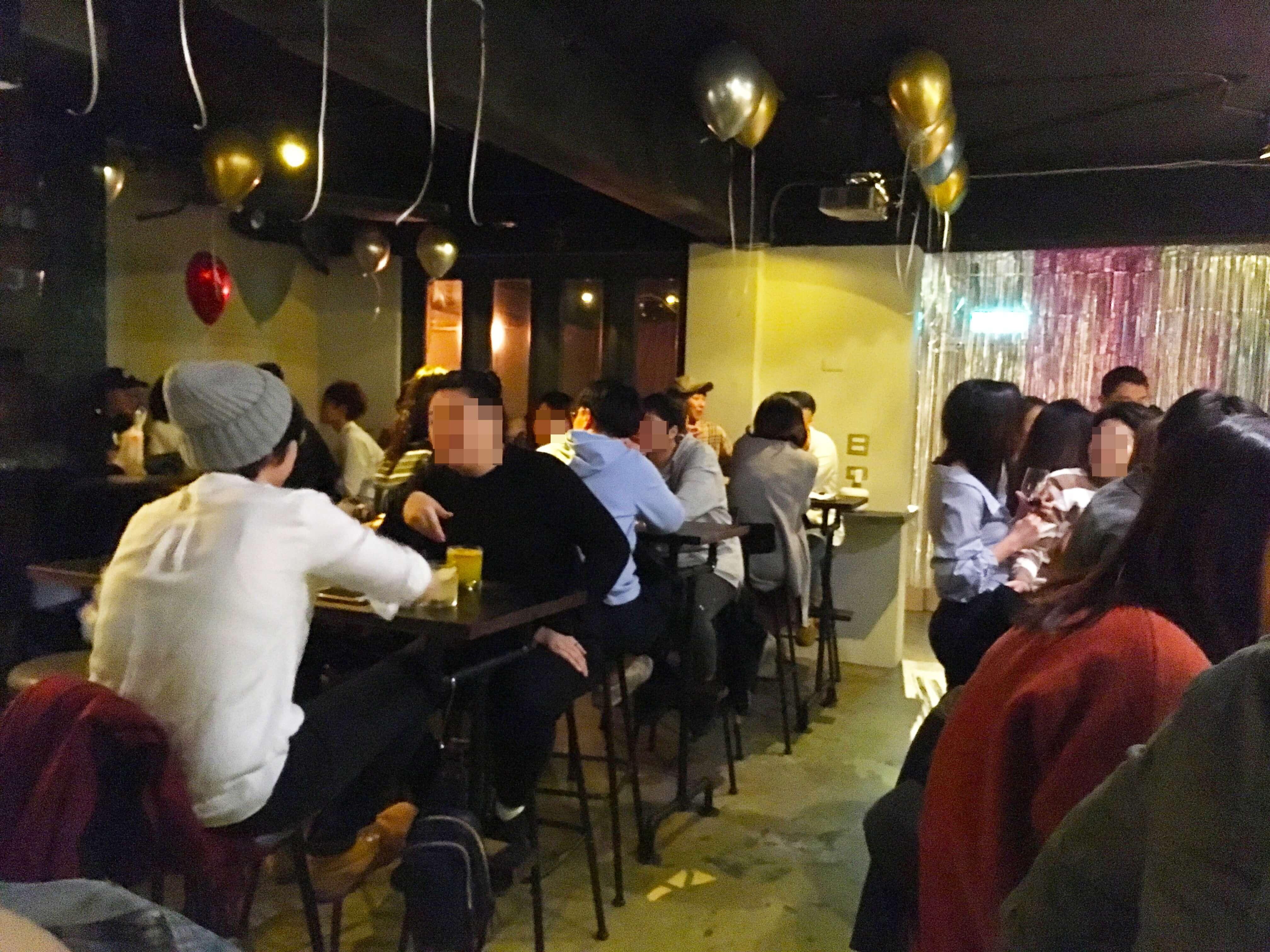 台湾Wonder Bar 内装3
