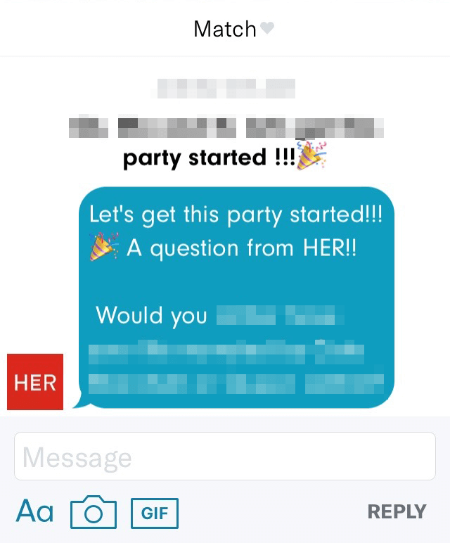 アプリ her マッチ
