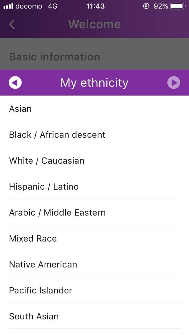 lesly 人種