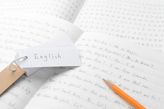 オンライン英会話 目的 文法
